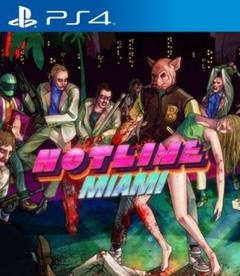 Hotline Miami [PS4]