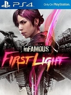 Infamous: The First Light