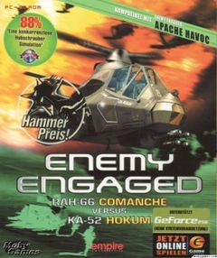 Enemy Engaged: Comanche vs Hokum