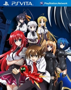 High School DxD: New Fight