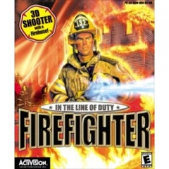 Firefighter (In The Line of Duty Firefighter)