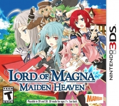 Lord of Magna: Maiden Heaven