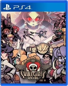 Skullgirls: 2nd Encore