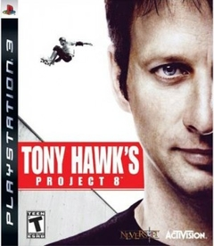 Tony Hawk`s Project 8