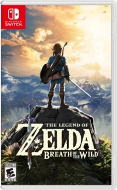 Прохождение The Legend of Zelda: Breath of the Wild