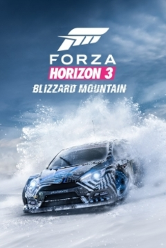 Forza Horizon 3 - Blizzard Mountain