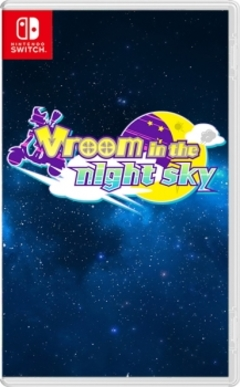 Vroom in the Night Sky