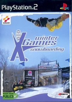 ESPN Winter X-Games Snowboarding