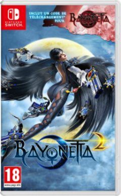 Bayonetta 1+2 - Switch Collection