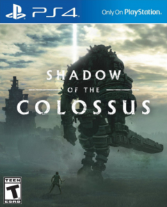 Shadow of the Colossus: В тени колосса