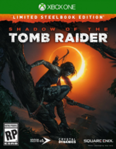 Прохождение Shadow of the Tomb Raider