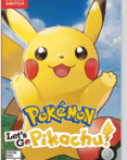 Pokemon: Let's Go, Pikachu! & Eevee!