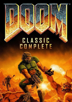 DOOM, DOOM II, DOOM 3 для PS4, Xbox One и Nintendo Switch