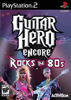 Guitar Hero II: Rocks the 80s