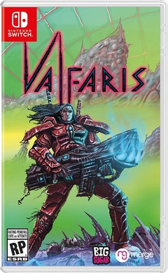 Обзор Valfaris