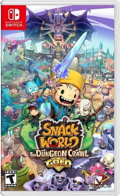 Обзор Snack World: The Dungeon Crawl Gold