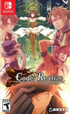 Code:Realize Guardian of Rebirth