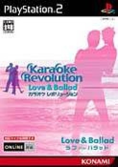 Karaoke Revolution: Love & Ballad