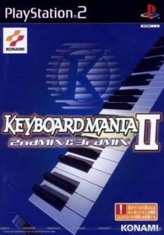 KeyboardMania II: 2nd Mix & 3rd Mix