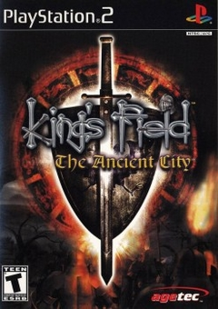 King's Field: The Ancient City