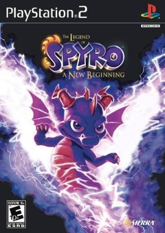 Legend of Spyro: A New Beginning, The