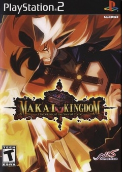 Makai Kingdom: Chronicles of the Sacred Tome