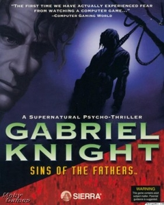 Gabriel Knight 1: Sins of the Fathers