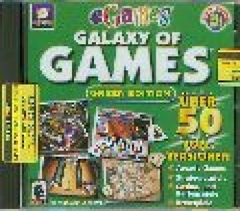 Galaxy Of Games Green