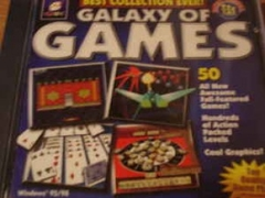 Galaxy Of Games: Windows 95 JC