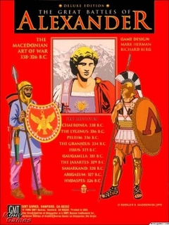 Great battles of Alexander, the