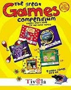 Great Games Compendium 2 JC