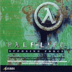 Half-Life Opposing Force Expansion Pack Spanish