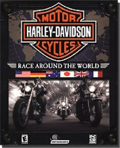 Harley-Davidson: Race Around The World