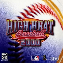 High Heat Baseball 2000 JC