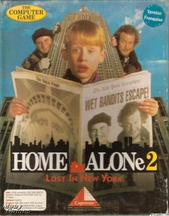 Home Alone 2: The lost in New York