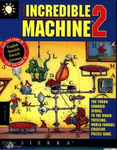 Incredible Machine Two, the