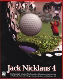 Jack Nicklaus 4 JC