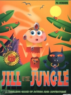 Jill of the Jungle 1