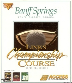 Links - Banff Springs