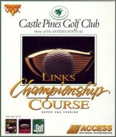 Links - Castle Pines