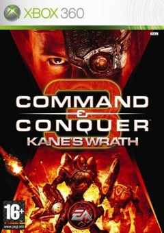 Command & Conquer 3: Kane's Wrath Xbox360
