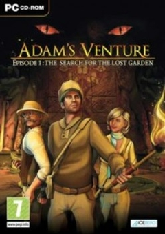 Adam's Venture: Episode 1 - The Search for the Lost Garden