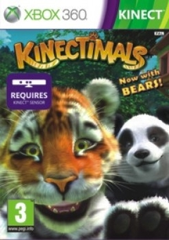 Kinectimals Now With Bears!