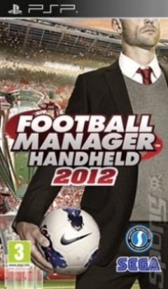 Football Manager 2012 [PSP]