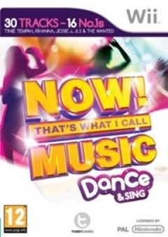 Now! That's What I Call Music: Dance and Sing