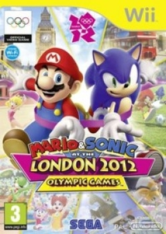 Mario & Sonic at the London 2012 Olympic Games [Wii]