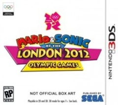 Mario & Sonic at the London 2012 Olympic Games [3DS]