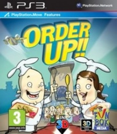 Order Up!! [PS3]