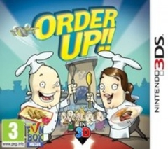 Order Up!! [3DS]