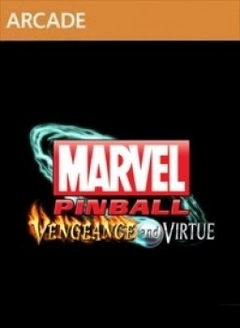 Marvel Pinball: Vengeance and Virtue